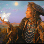 The work of a Shaman