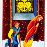The five of pentacles and the power of focusing on abundance