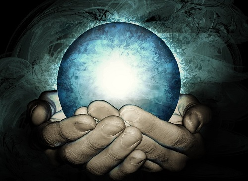 Spiritual Experiences – The Day I Connected With My Crystal Ball