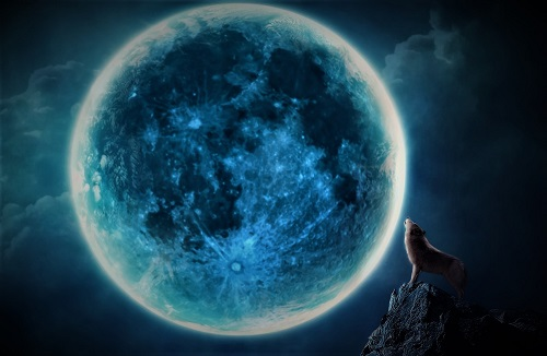 The Full Wolf Moon – Native American Moon Horoscope