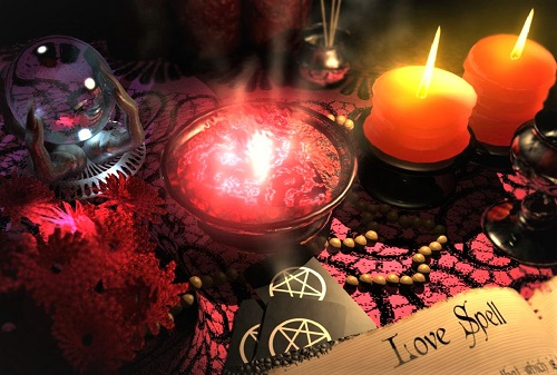 A Candle For Venus – A Love Spell